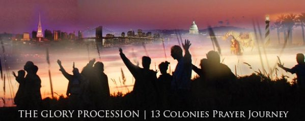 !3 Colonies Procession
