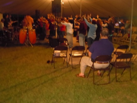 Goldsboro Tent Revival 010