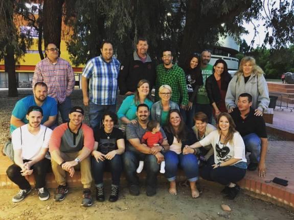 Azusa Carolina family pic
